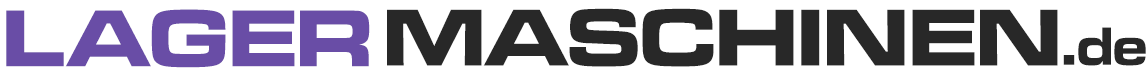 Логотип компанії Lagermaschinen.de