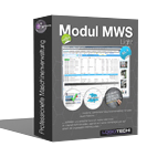 Motormanagement softwaremodule MWS