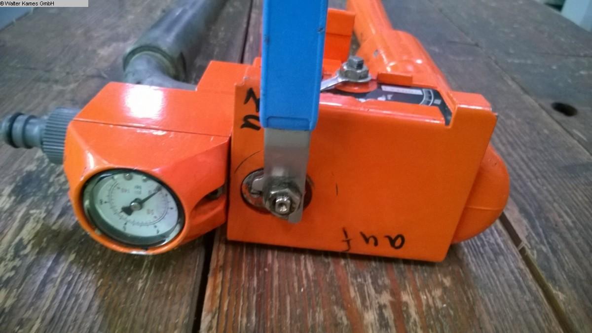 gebrauchte Maschine Mischer und Kneter BLASER JETMIX