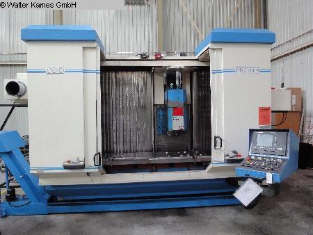 gebrauchte Maschine Bearbeitungszentrum - Vertikal NORTE VS 500 Speed