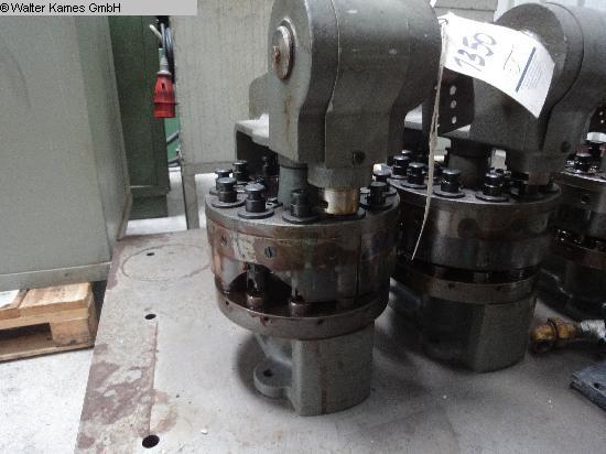 gebrauchte  Handhebelpresse WMW VST 3-10,5