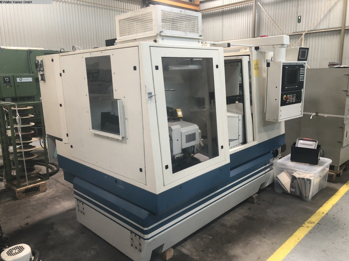 used  Cylindrical Grinding Machine - Universal STUDER S140