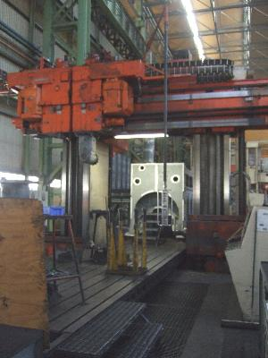 used  Planer-Type Milling M/C - Double Column INGERSOLL 108 x 120 x 56FT