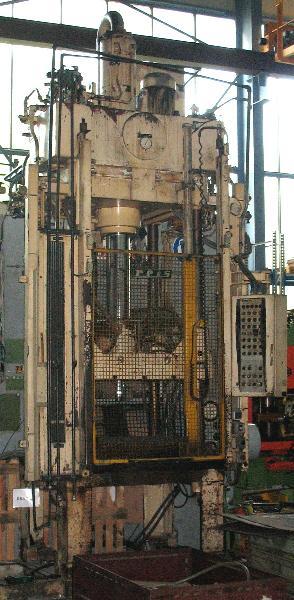 gebrauchte Maschine Abgratpresse REIS SEP9-65