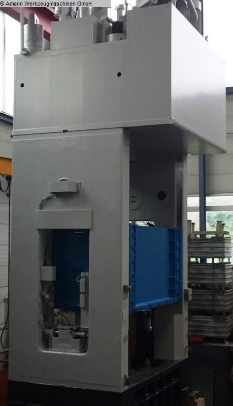 gebrauchte Maschine Doppelständerziehpresse - Hydraulisch LAEPPLE ZEH 500