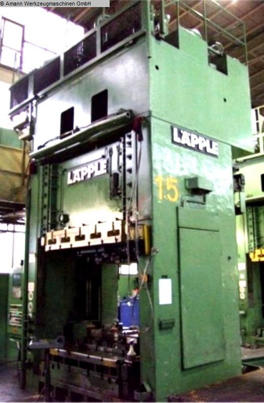 Maschine: LAEPPLE ZEH 500