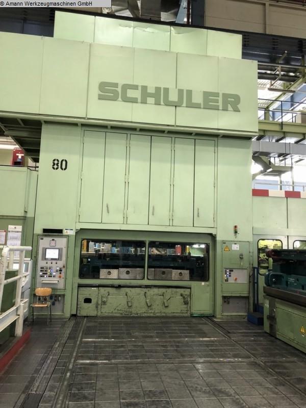 Maschine: SCHULER EBS4-600-3.6-350