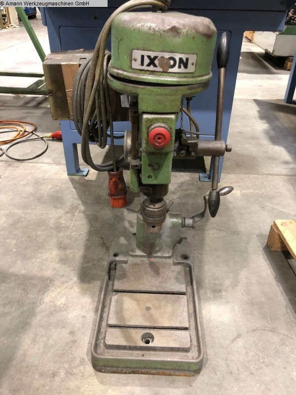 used machine Bench Drilling Machine IXION BST 13 G