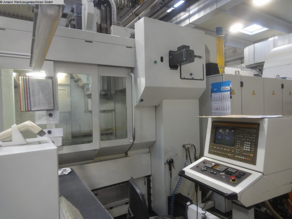 used Machining Center - Vertical BOEHRINGER CH 3P