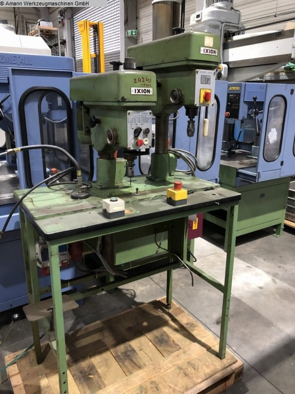 used Gang Drilling Machine IXION 81 1561