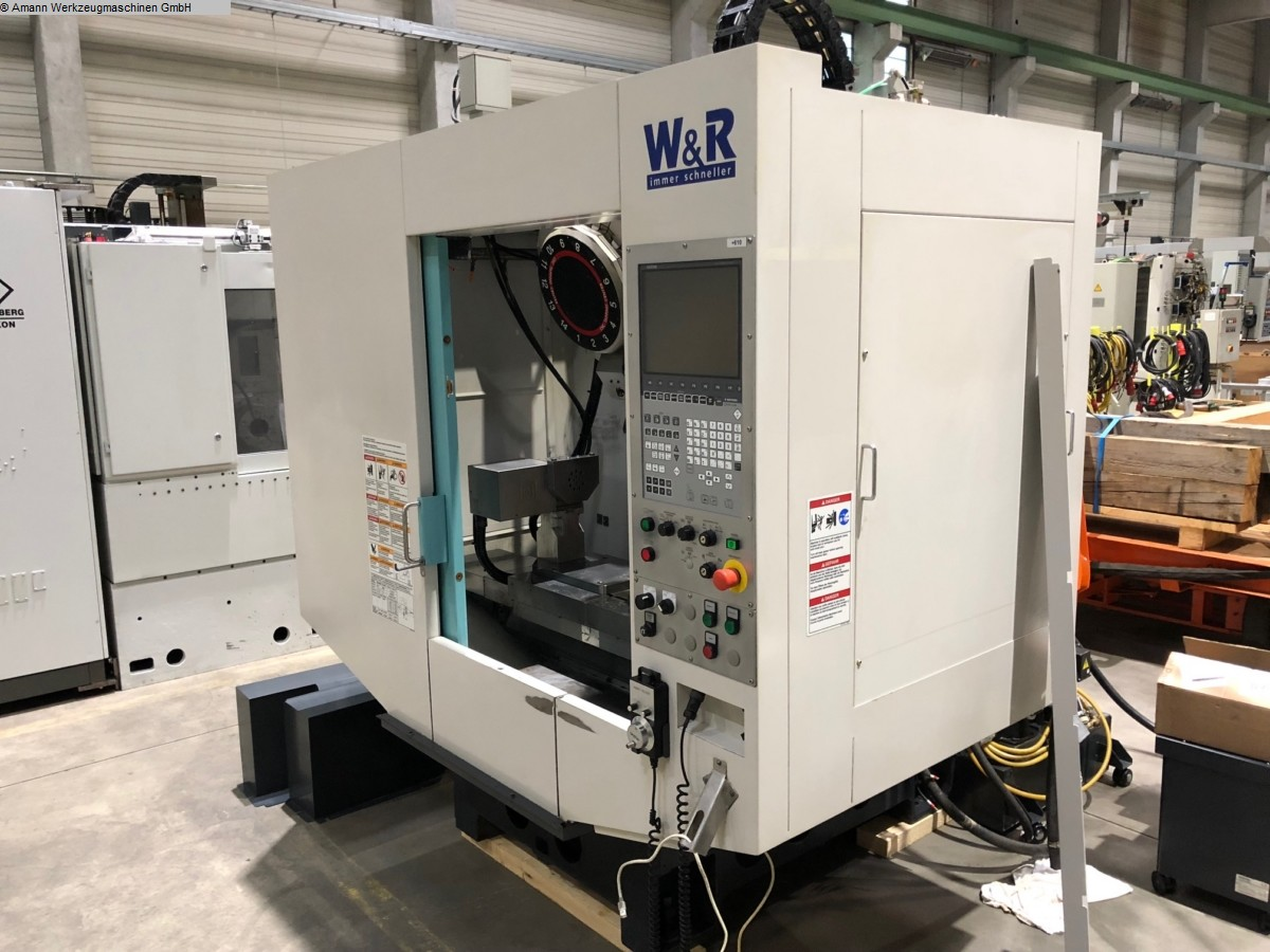used Machining Center - Universal BROTHER TC-S2D