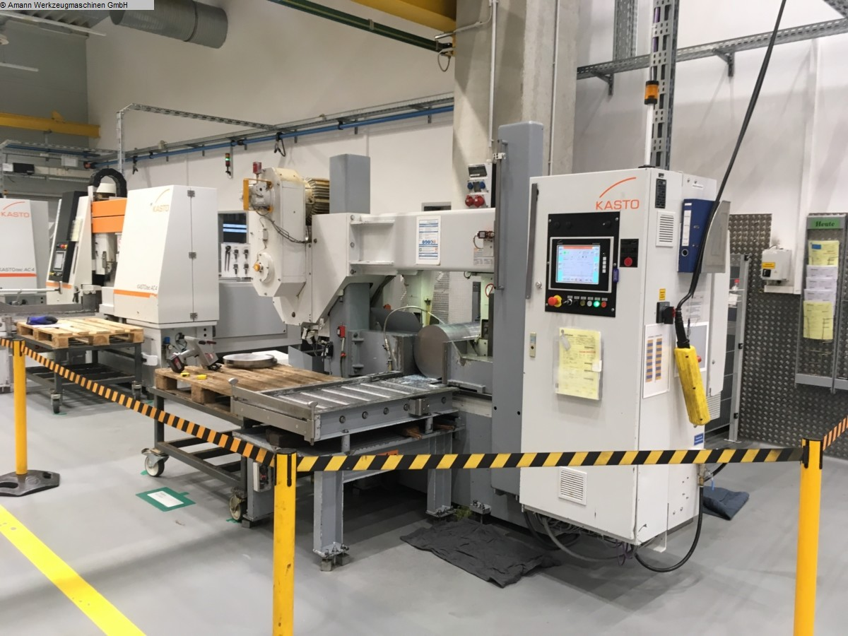 used Saws Band Saw - Automatic KASTO HBA 520 AU CNC