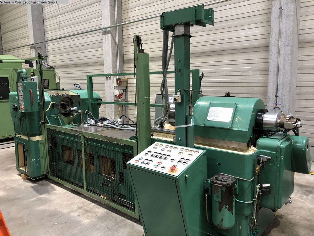 used Gear cutting machines Cold Rolling Machine GROB 95 M