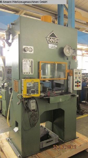 gebrauchte Pressen und Bördelmaschinen Doppelständerpresse - Hydraulisch EXNER EX 40 S (UVV)