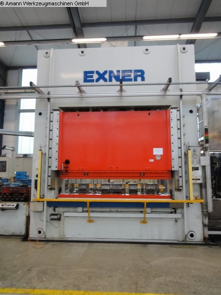 used Double-Column Presse EXNER EXSBR300