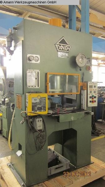used Double-Column Presse EXNER EX 40 S (UVV)