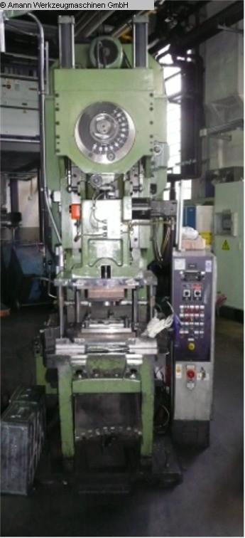 used Presses Eccentric Press - Single Column HEILBRONN REP 80 (UVV)