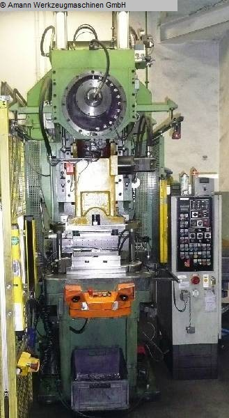 used Presses Eccentric Press - Single Column HEILBRONN EP80