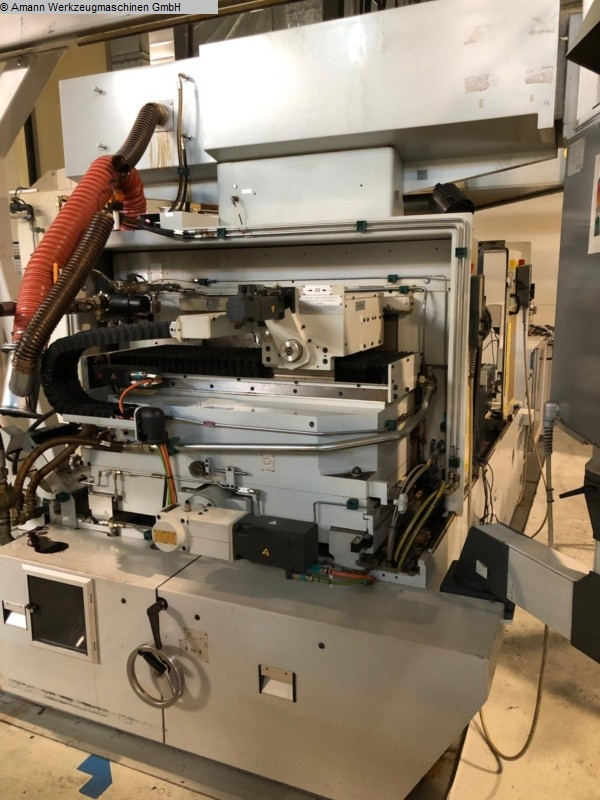 used Grinding Machine - Centerless LIDKOEPING CL 660