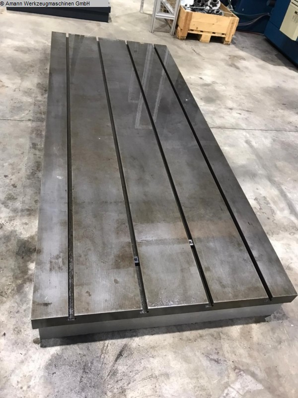 used Other accessories for machine tools bolster plate STOLLE unbekannt
