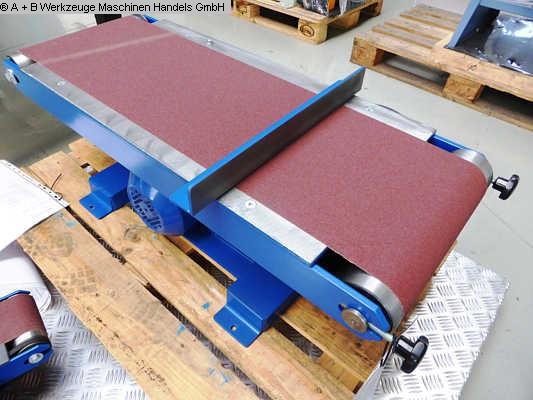 gebrauchte Maschine Bandschleifmaschine A+B Mod. ACO-3