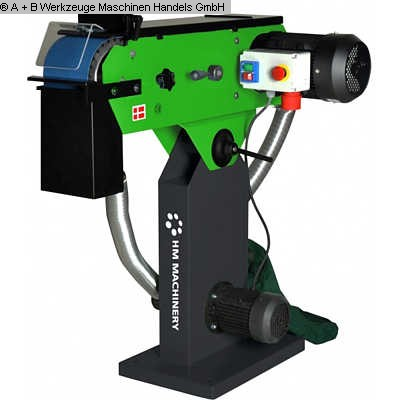 gebrauchte Maschine Bandschleifmaschine HM TAS 150 X