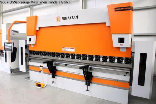 gebrauchte Maschine Abkantpresse - hydraulisch ERMAK POWER BEND FALCON 4.220