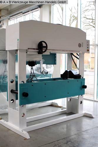 Tryout Press - hydraulic A + B DK 1900-200