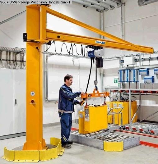 gebrauchte Maschine Säulenschwenkkran ABUS Säulenschwenkkran LS
