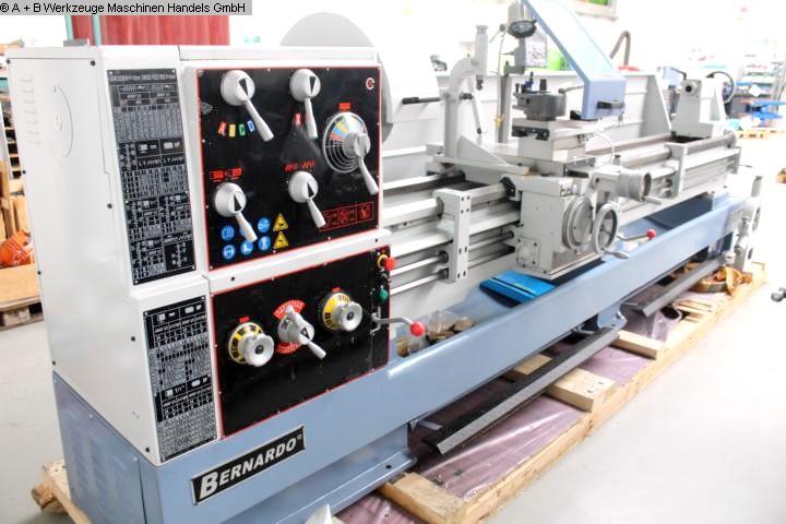 gebrauchte  Drehmaschine-konventionell-elektronisch BERNARDO TITAN 660-3000 Digital