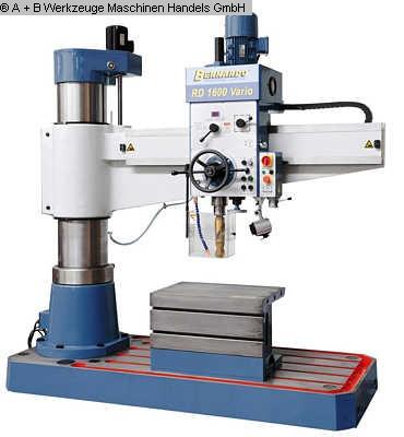 gebrauchte  Radialbohrmaschine BERNARDO RD 1600x60 VARIO