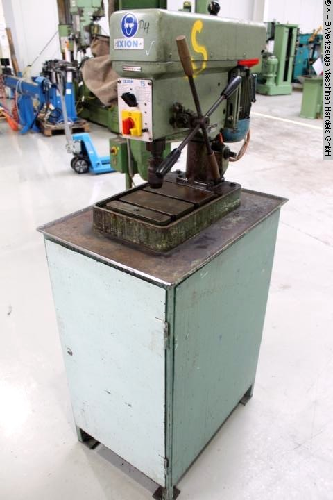 used  Bench Drilling Machine IXION BT 15 STP