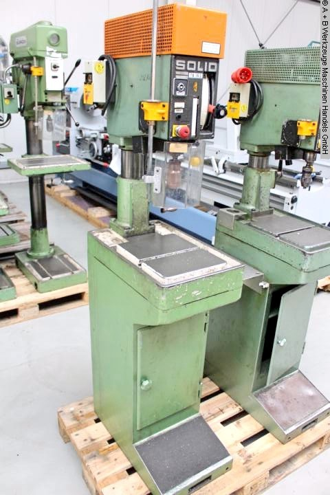 used  Bench Drilling Machine SOLID TB 16 S