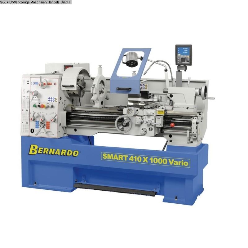 used  lathe-conventional-electronic BERNARDO SMART 410-1000 Vario Digital