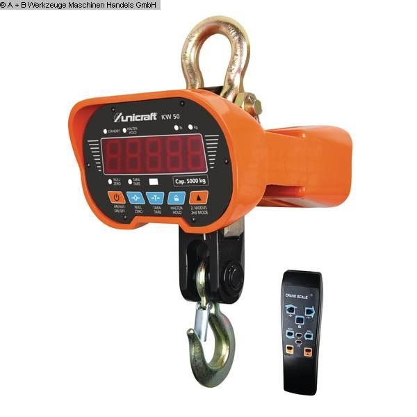 Otros accesorios usados Grúa UNICRAFT KW 50