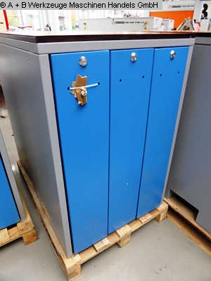 used Handling Cupboard with drawers A+B Tool 3