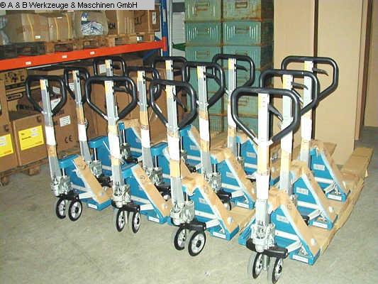 Autres accessoires occasion Forklift - Manual PFAFF SILVERLINE