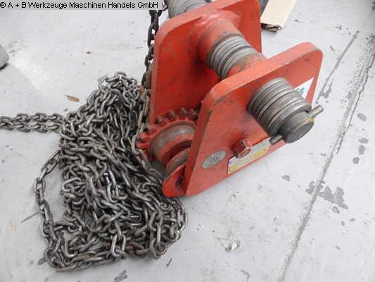 Polipasto de cadena Otras máquinas usado - Manual HADEF 2.000