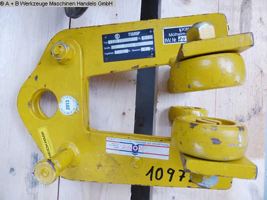 used Other attachments Chain Hoist - Manual TIGRIP TBT 10
