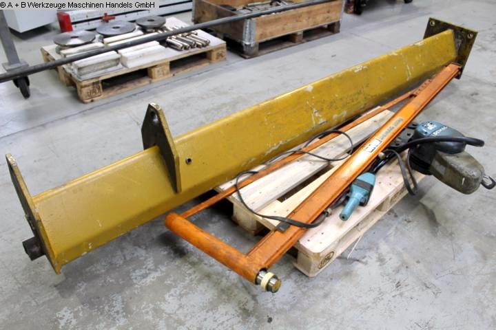 used Other attachments Pillar Type Swivelling Crane DEMAG SSW - PK 1N