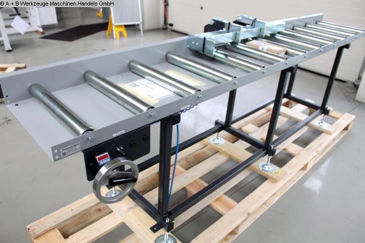 gebrauchte Sägen Rollenbahnen / Anschlag-Systeme Abfuhrrollenbahn Digital Mod. A-Abfuhr