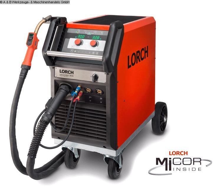 used Welding machines Welding Unit LORCH MicorMIG 300 BasicPlus