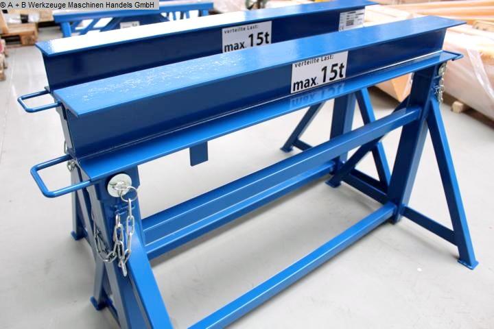 aksam tezgahı için diğer aksesuarlar aks standı FALKEN SLB 15 to. / 1350 mm
