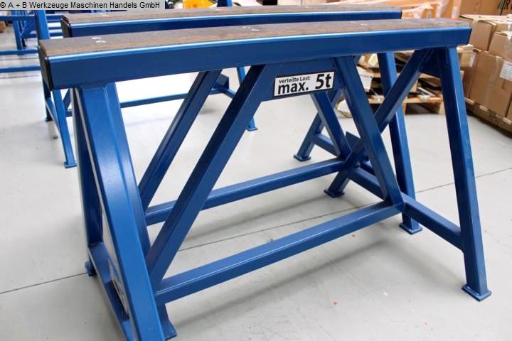 aksam tezgahı için diğer aksesuarlar aks standı FALKEN SLB 5 to. / 800 mm