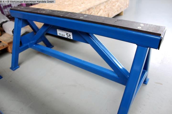 aksam tezgahı için diğer aksesuarlar aks standı FALKEN SLB 5 to. / 500 mm