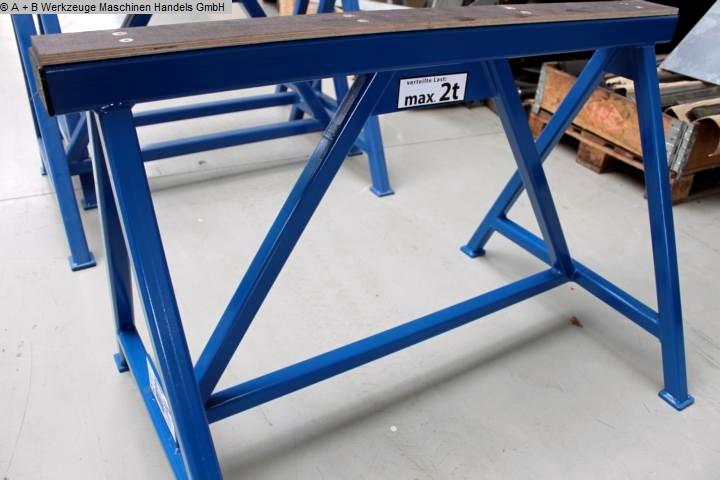 aksam tezgahı için diğer aksesuarlar aks standı FALKEN SLB 2 to. / 800 mm