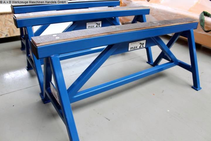 aksam tezgahı için diğer aksesuarlar aks standı FALKEN SLB 2 to. / 500 mm