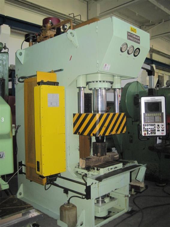 gebrauchte  Einständerpresse - Hydraulisch HYDRAP HPSK-100 CNC