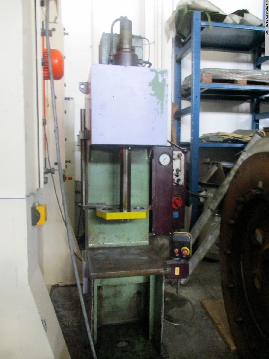 gebrauchte  Einständerpresse - Hydraulisch ZEULENRODA PYE 10 S S