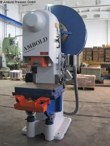 used Presses Eccentric Press - Single Column AMBOLD PEEV 40.2
